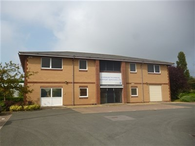 Unit 401/402 Cirencester Business Park let to Trent Services