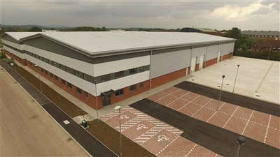 Green light for three more warehouse and industrial units at Gateway 12.
