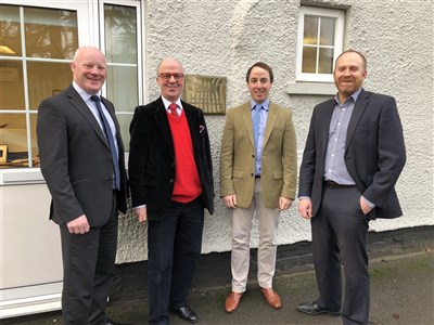 ASH CHARTERED SURVEYORS ACQUIRE RESPECTED LOCAL FIRM, SPA.