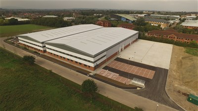 Strong demand for commercial space accelerates speculative building in Gloucestershire