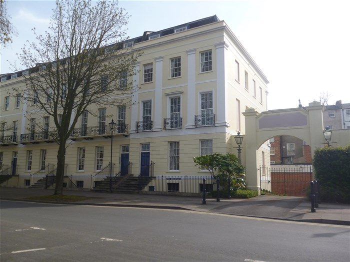 Cheltenham - The Broadwalk, Imperial Square