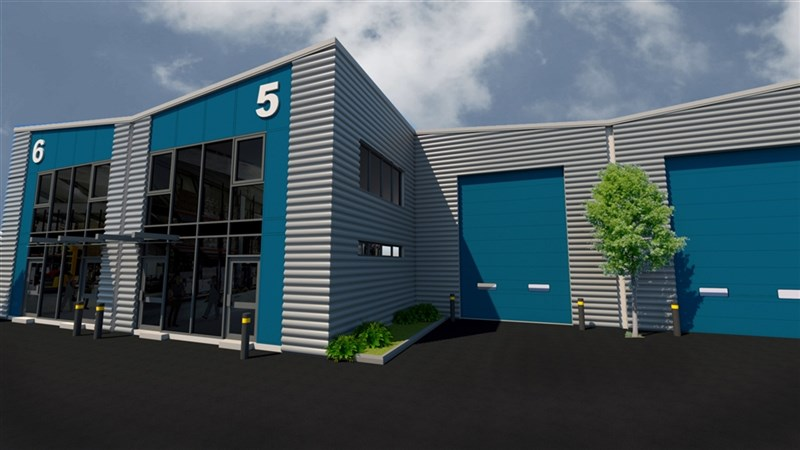 Telereal Trillium to begin high specification refurbishment of Chancel Close Trading Estate in Gloucester