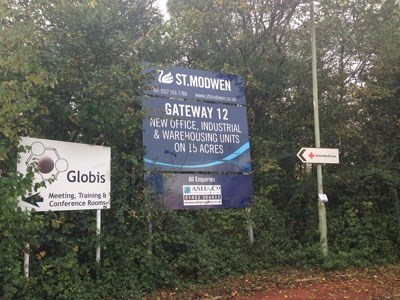 Barnwood Construction wins £2.9 million contract at Gateway 12